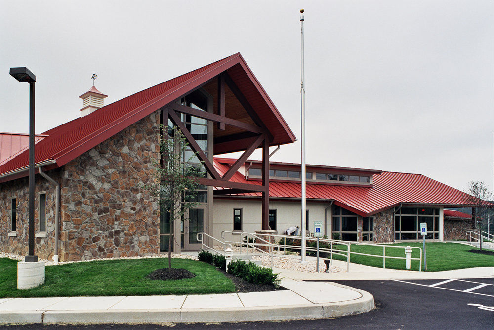 West Brandywine township municipal facility