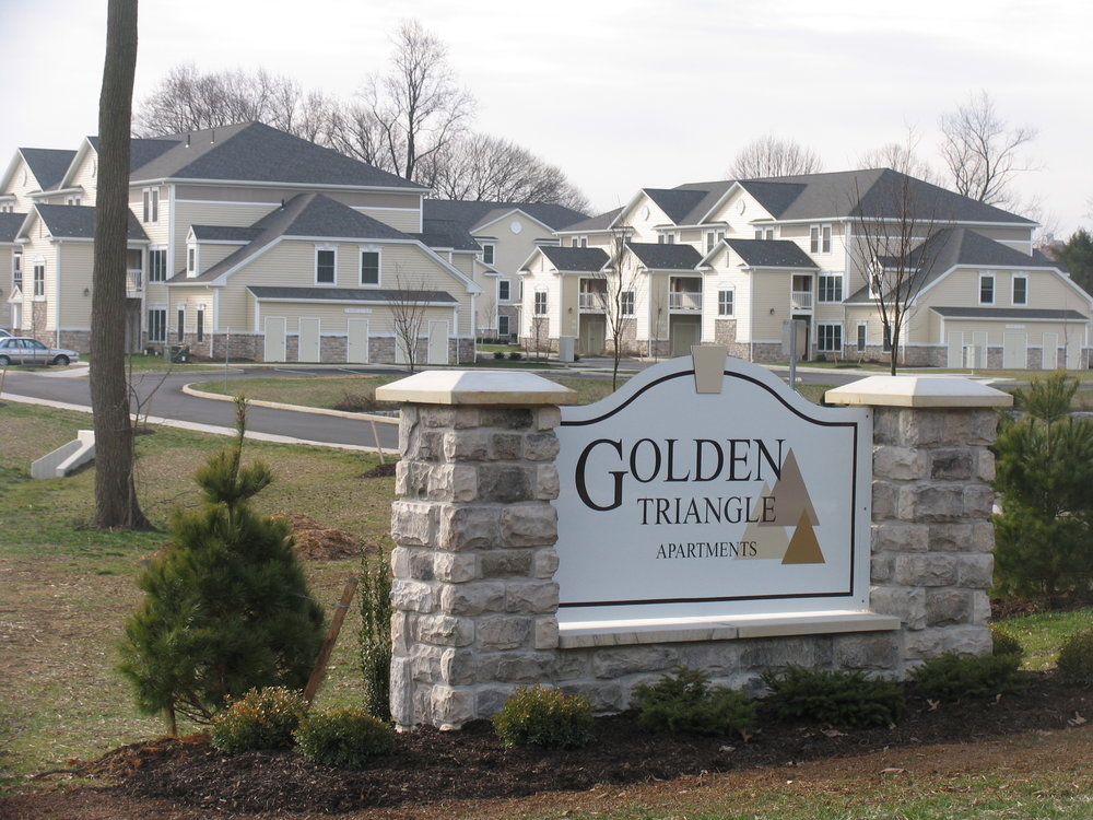 Golden triangle apartments