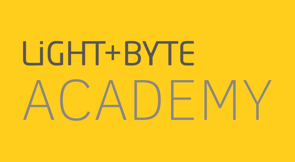 LIGHT + BYTE  | mehr Infos...