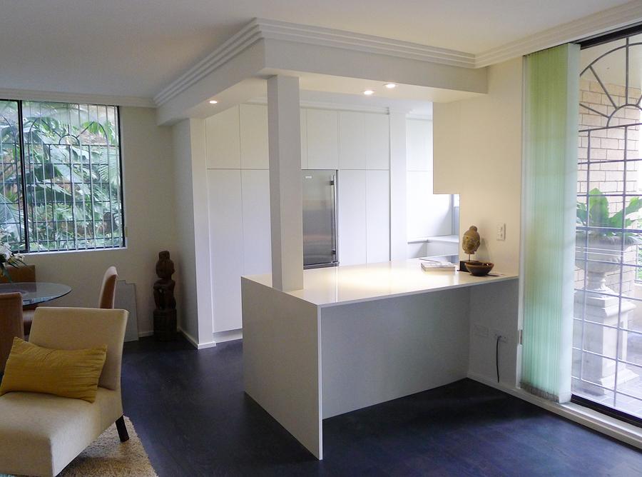 City Kitchens Renovation Elizabeth Bay