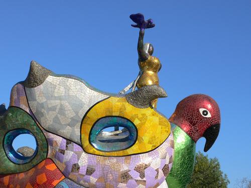 Niki de Saint Phalle. Un rêve d'architecte