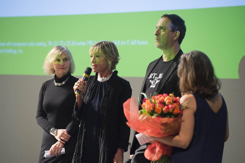 Presentazione dei film  Imagine... Jeff Koons: Diary of a Seducer  e  Art War con i registi Jill Nicholls e Marco Wilms