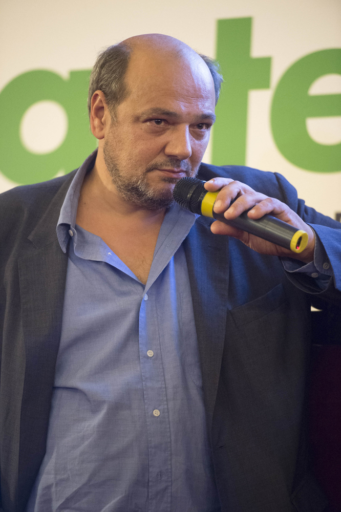Il regista François Levy-Kuentz