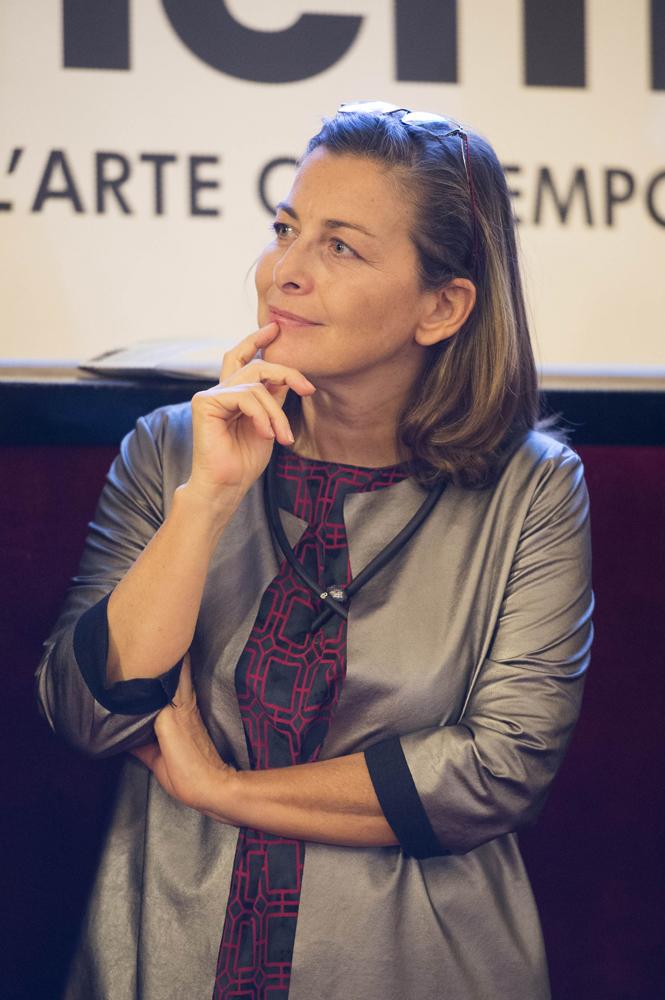 Laura Trisorio, curatrice del Festival Artecinema