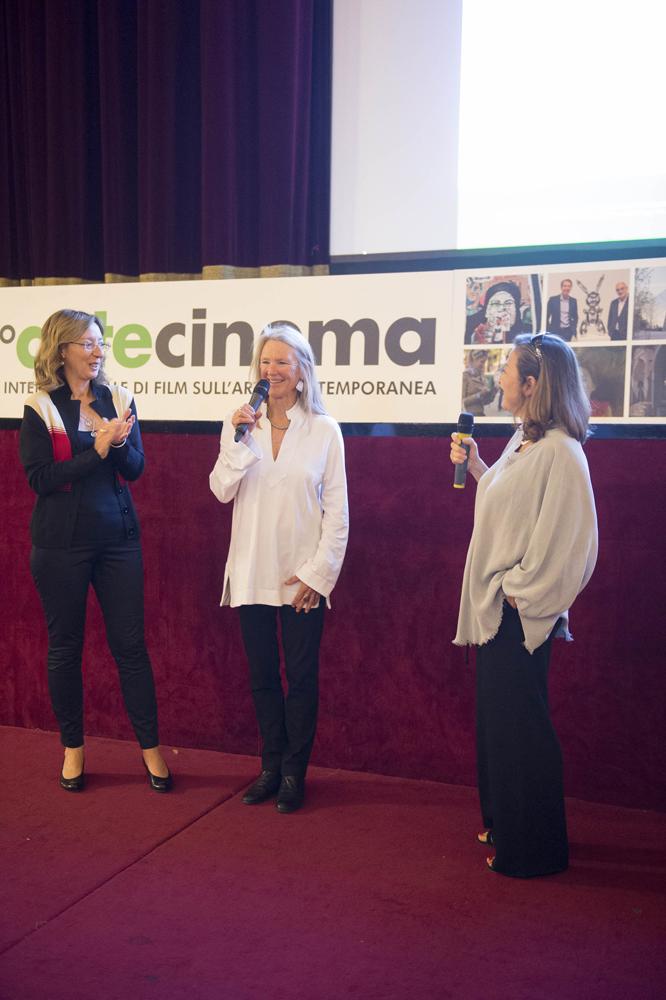 Presentazione del film  Dorothea Lange: Grab a Hunk of Lightning  con la regista Dyanna Taylor