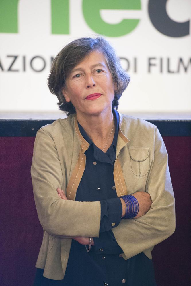 La regista Anne Julien