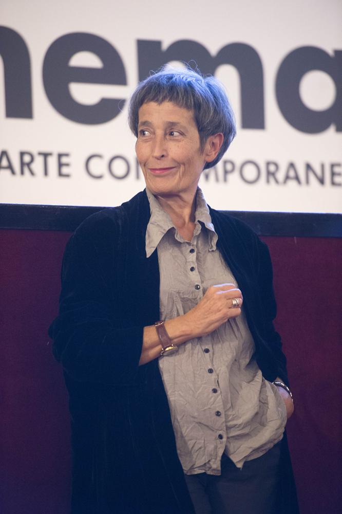 La regista Louise Faure