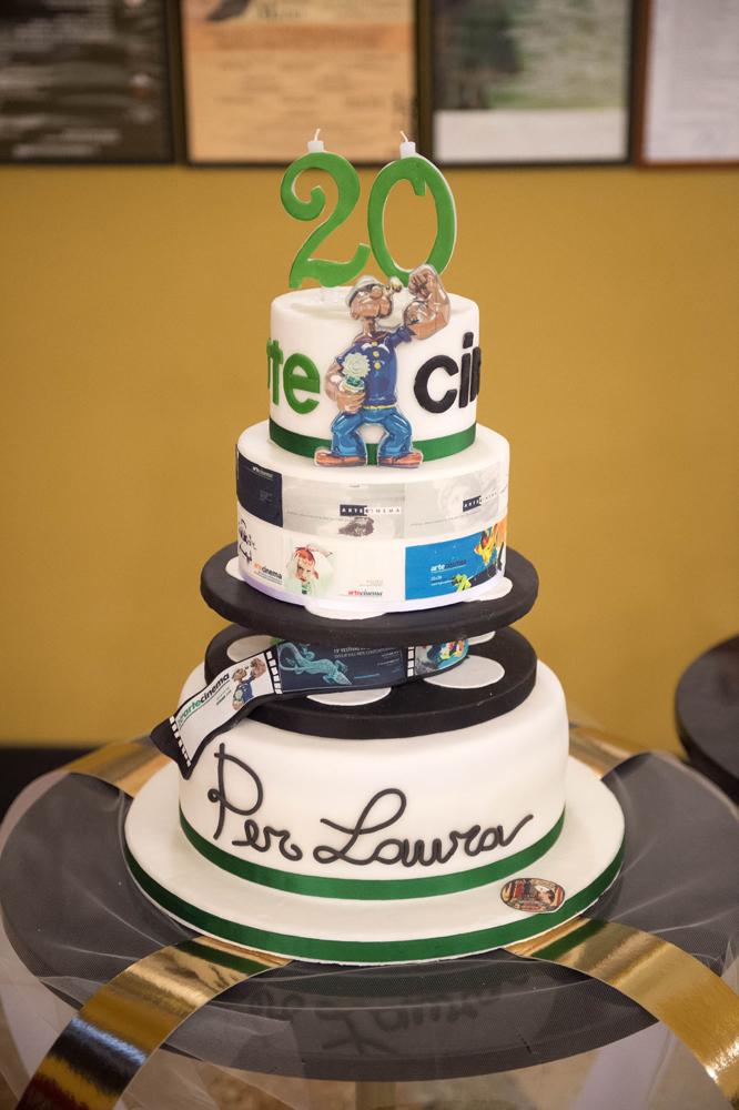 Buon 20° Compleanno, Artecinema!