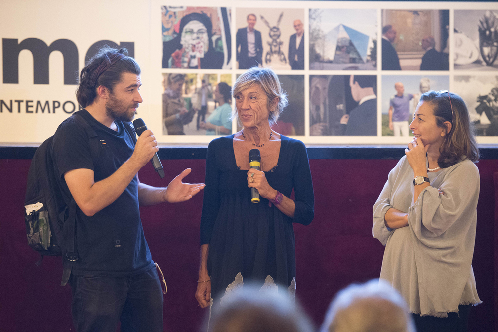 Presentazione del film  Žilda à Naples  con il regista Colin Torre