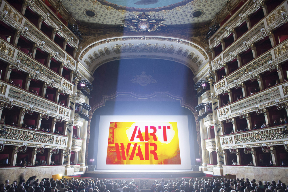 Art War , film still ,  opening Artecinema 2015