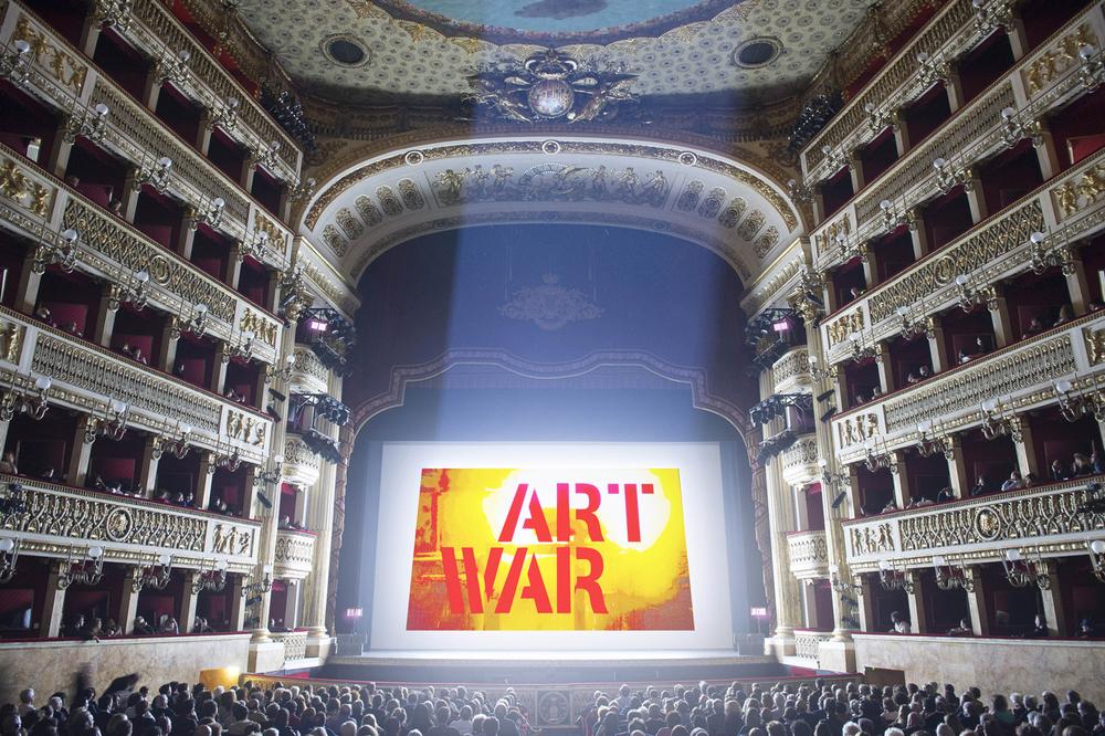 Art War , film still , opening Artecinema 2015