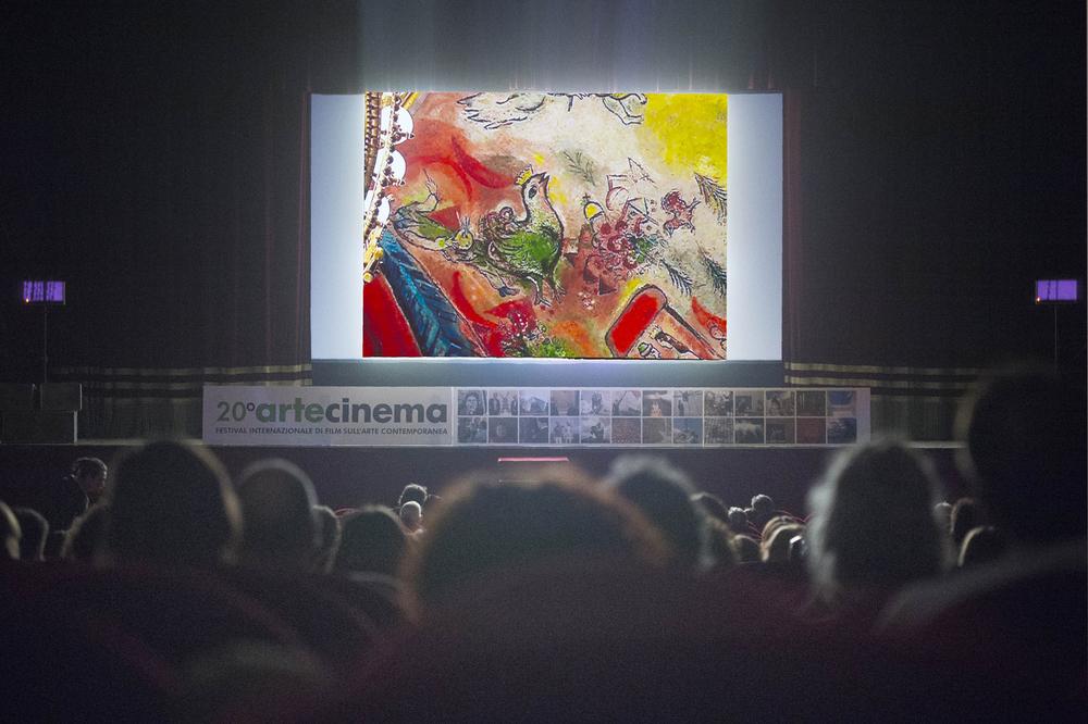 Chagall à la Russie aux ânes et aux autres,  film still
