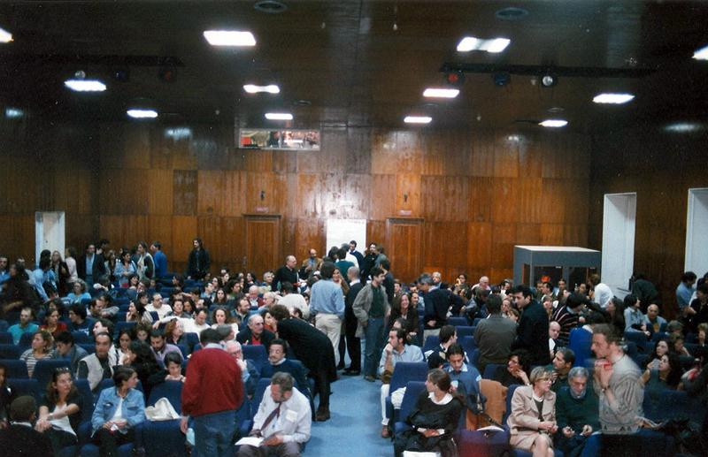 Artecinema 1998, Institut français Grenoble di Napoli