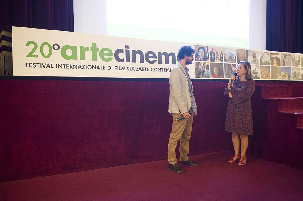 Presentazione del film  Jan Fabre. Au-delà de l'artiste  con il regista Giulio Boato