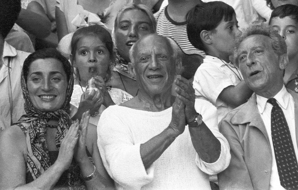 Picasso, naissance d'une icône,  Photo E. Quinn