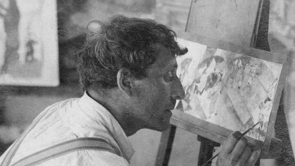 Chagall, peintre de la musique