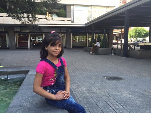 Cedra INARA Syrian Refugee Arwa Damon
