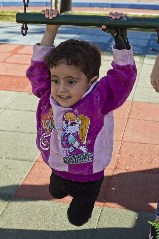 Sara INARA Syrian refugee Arwa Damon
