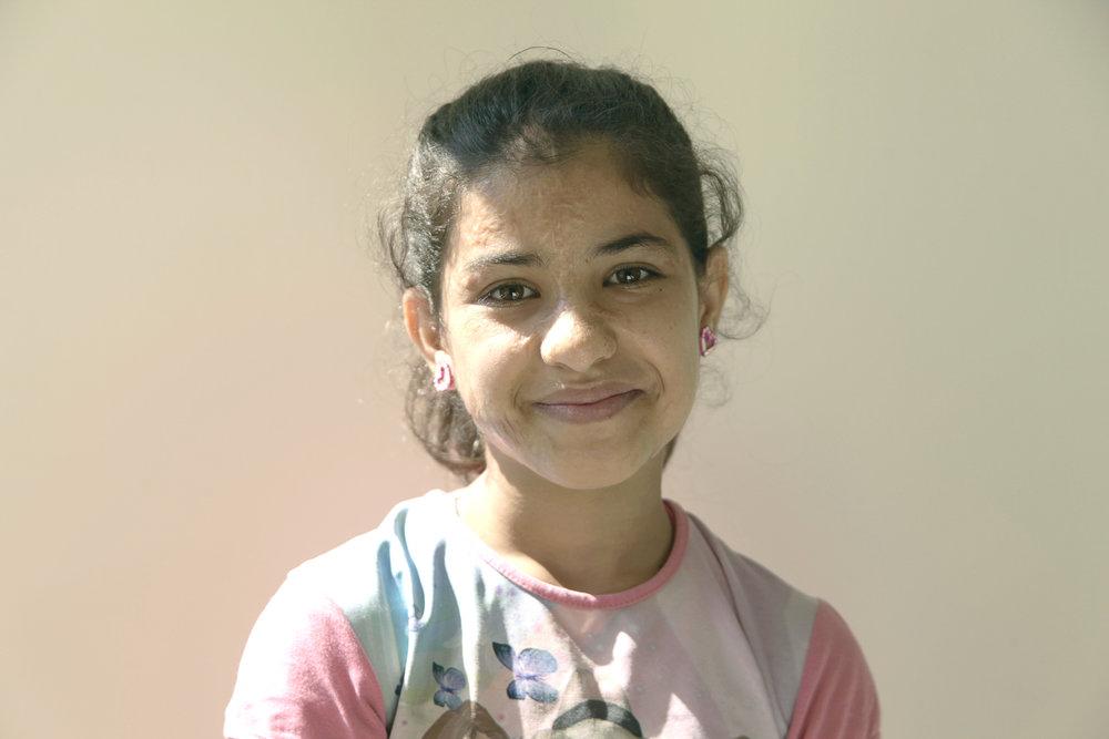 Rend Arwa Damon Syrian refugee