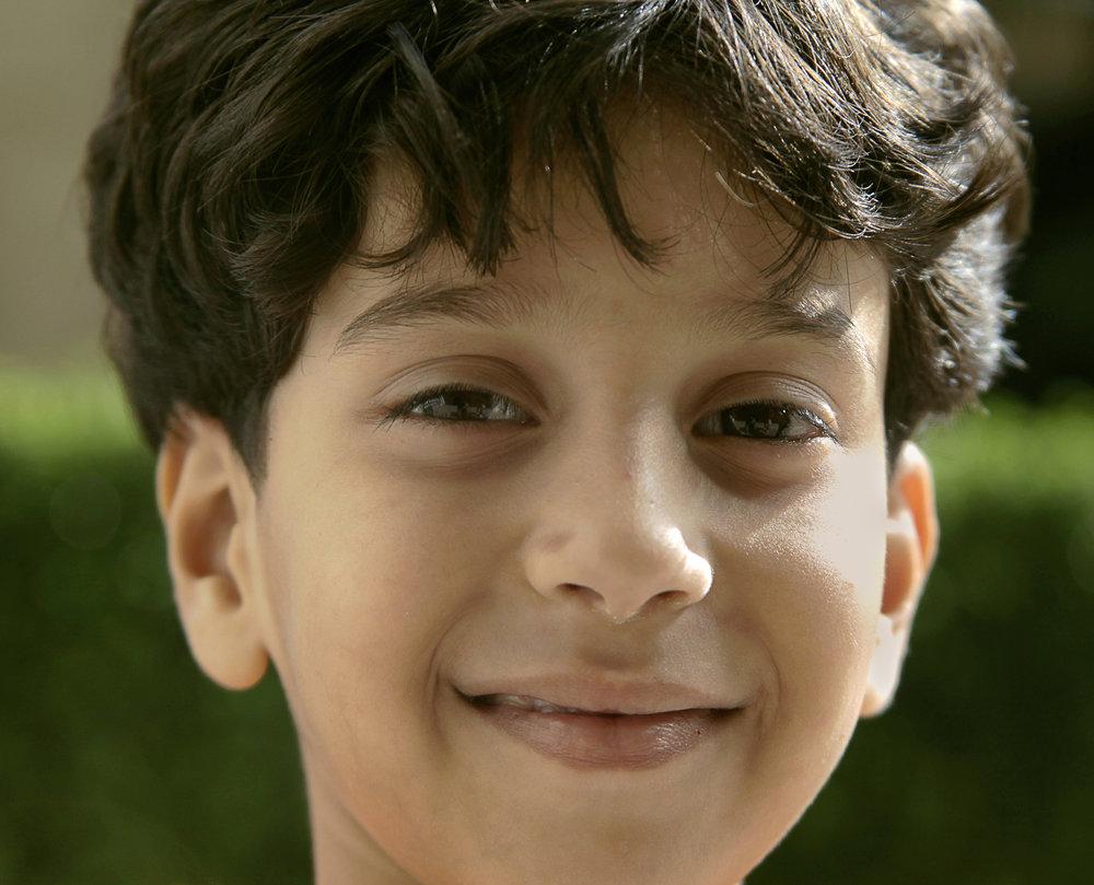 Omar Palestinian refugee from Syria INARA Arwa Damon