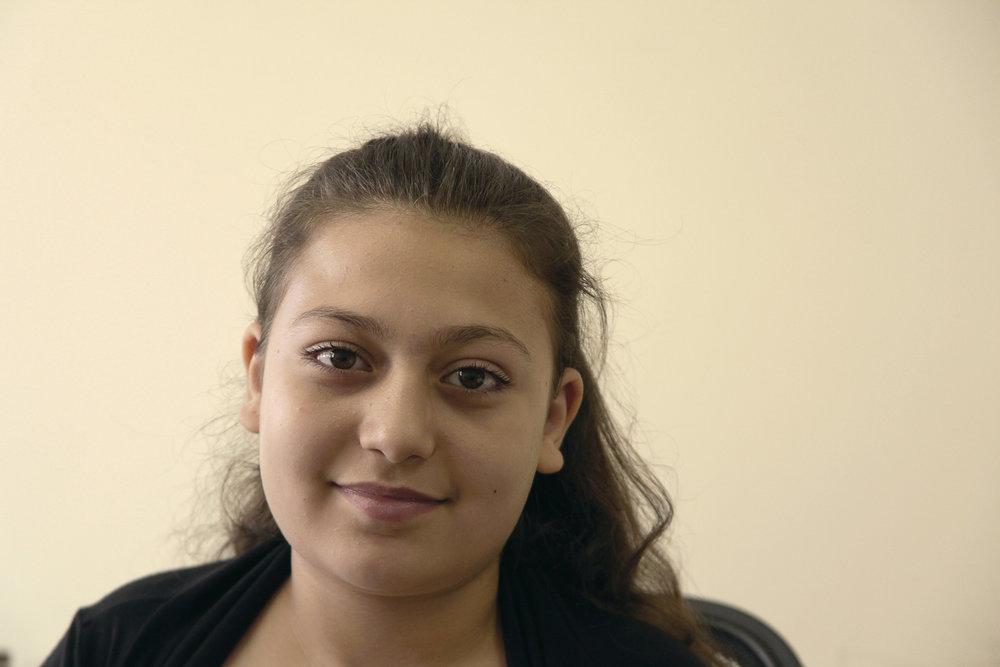 Naya INARA Syrian refugee children Arwa Damon
