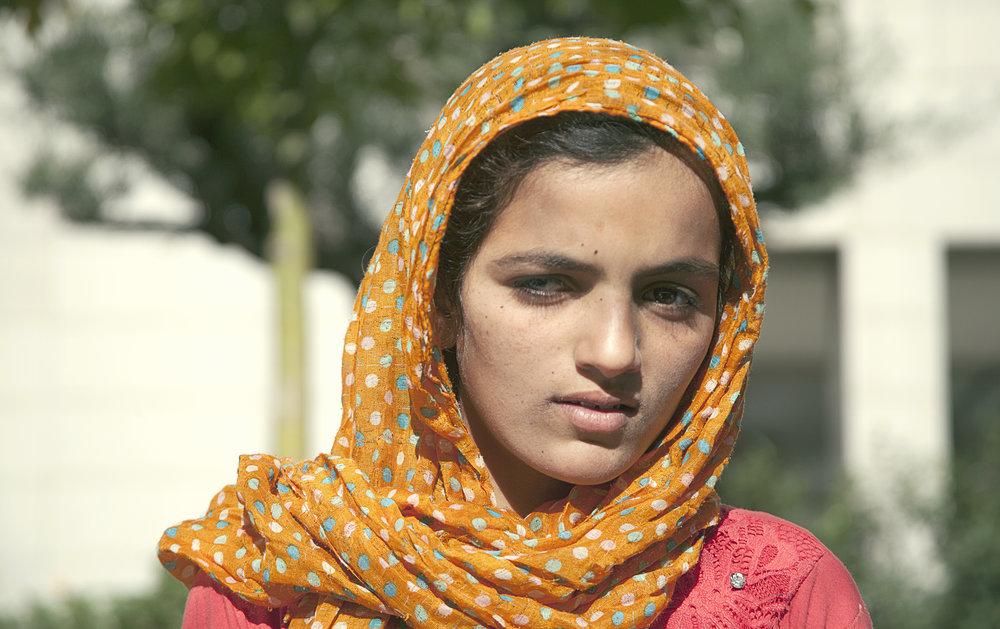 Tala Syrian refugee medical treatment AUBMC Arwa Damon