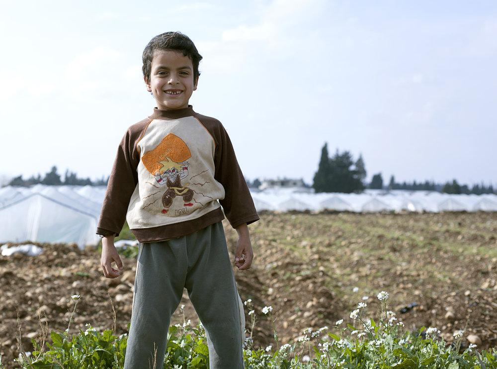 Amjad Syrian refugee needs medical treatment Arwa Damon