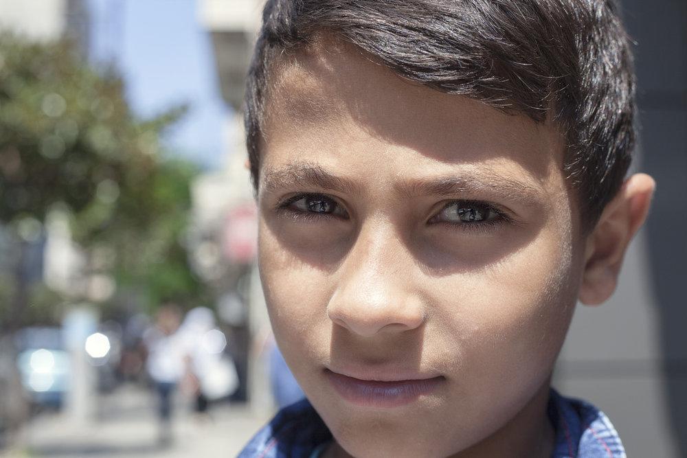 Ashraf INARA Syria Arwa Damon INARA