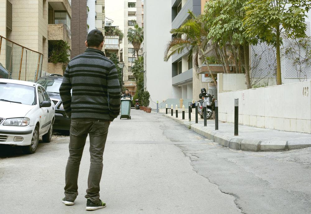 Sulaiman INARA Syrian refugees Arwa Damon