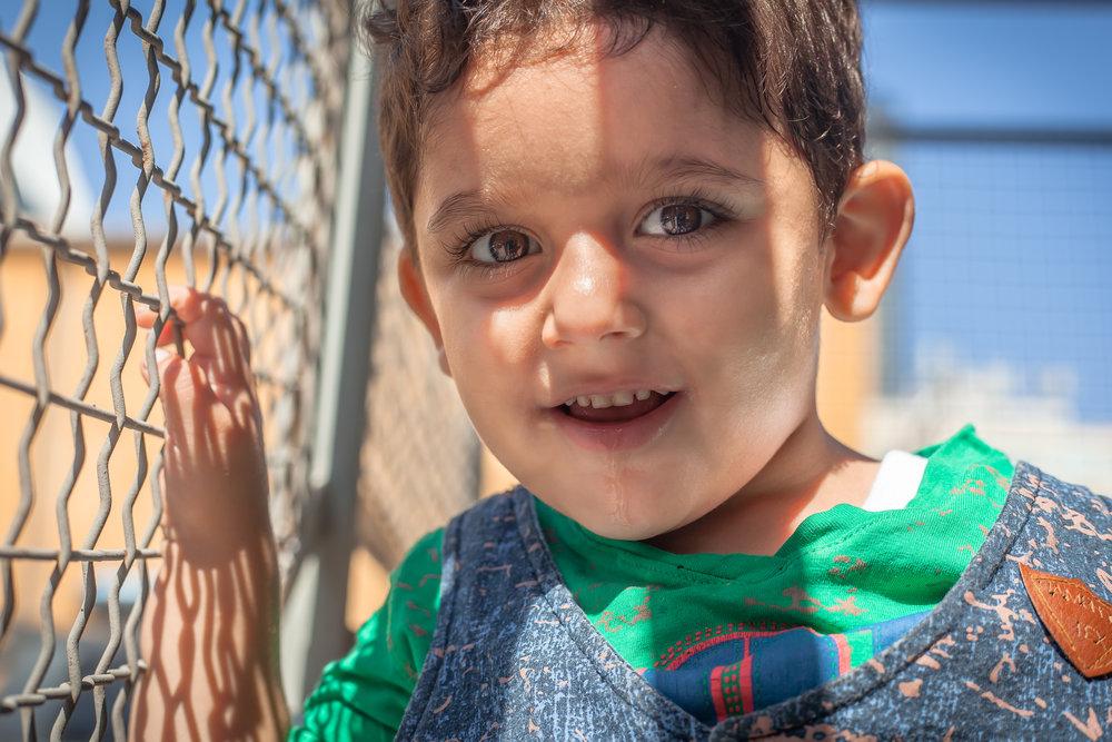 Riad INARA Arwa Damon Syrian refugees