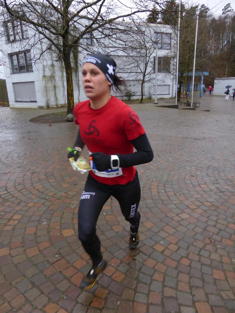 In azione alla sprint di Effretikon!