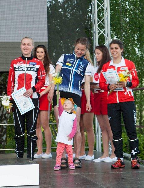Premiazione Sprint