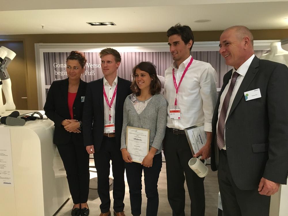Premiazione Young Investigator Award