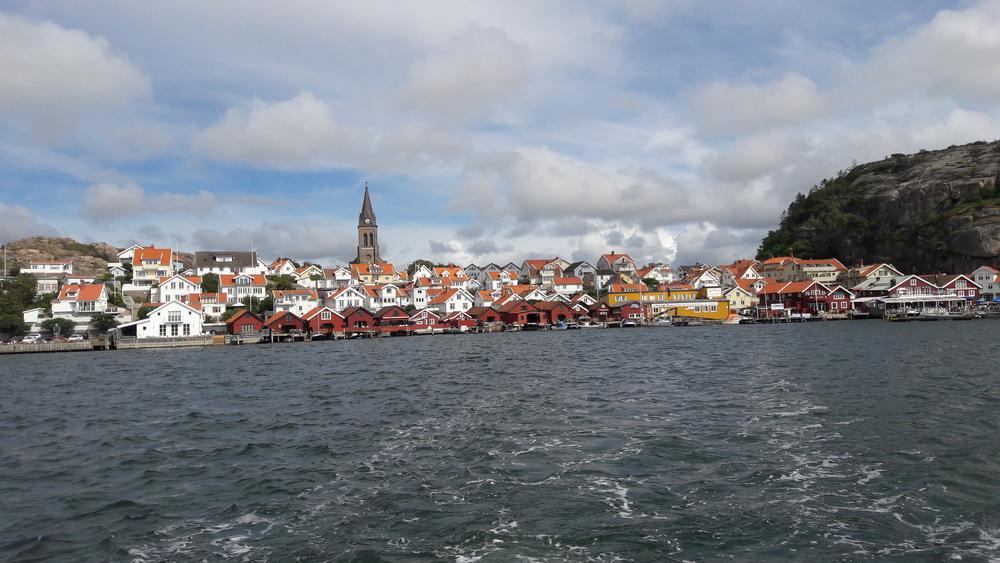 Fjällbacka! Un paesino idillico vicino a Strömstad!