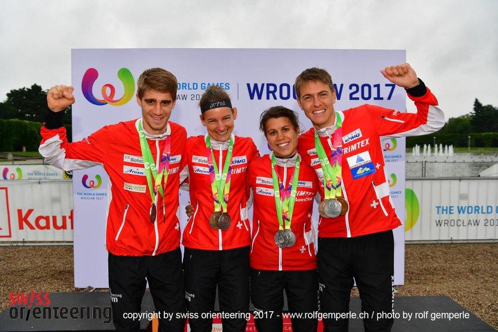 argento sprint relay