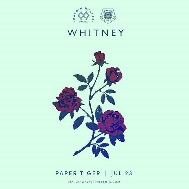 @marginwalkertx pres @whitneyband here tonight! Tickets at the door