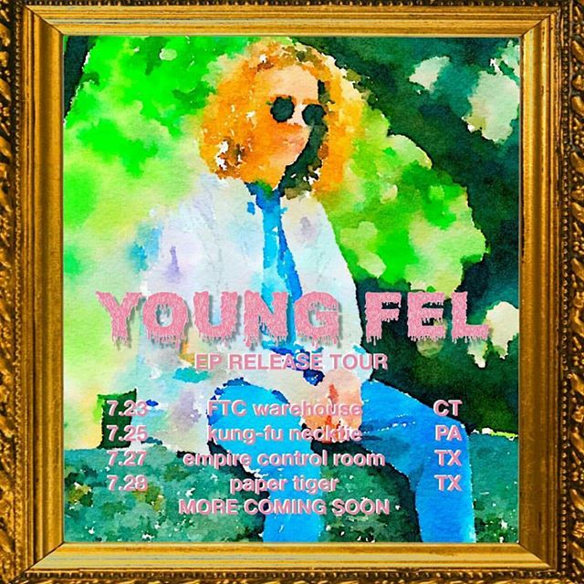 #YoungFel here next week