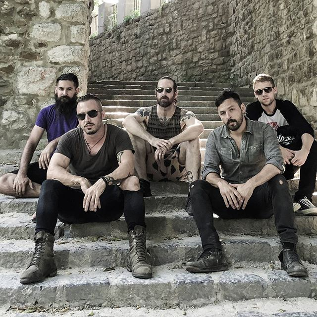 NEW @marginwalkertx presents @dillingerescapeplan here in 11/3🤘 Tickets on sale now at Papertigersa.com #sosfest