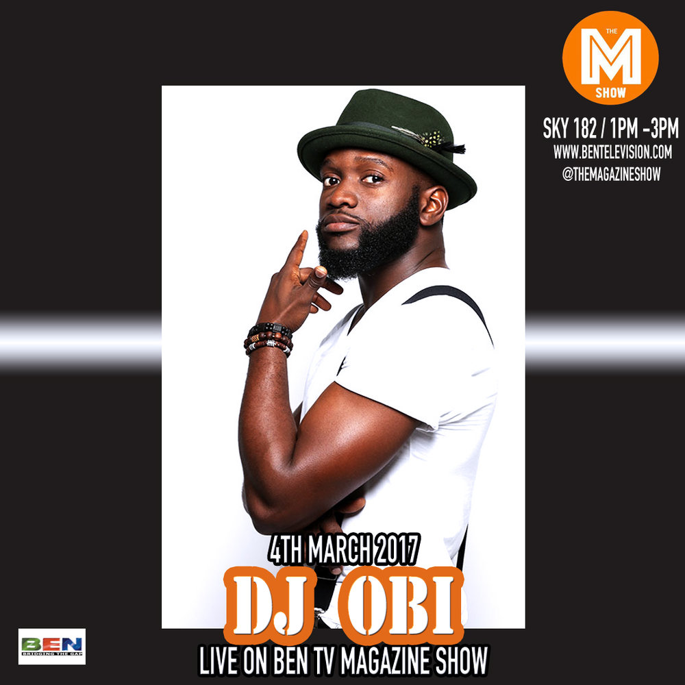 The Magazine Show Guest DJ Obi .jpg