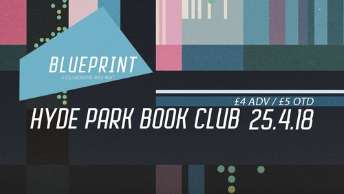 Events hyde park book club heir presents blueprint 2 malvernweather Gallery