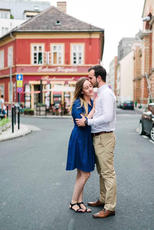 Franciás jegyesfotózás -