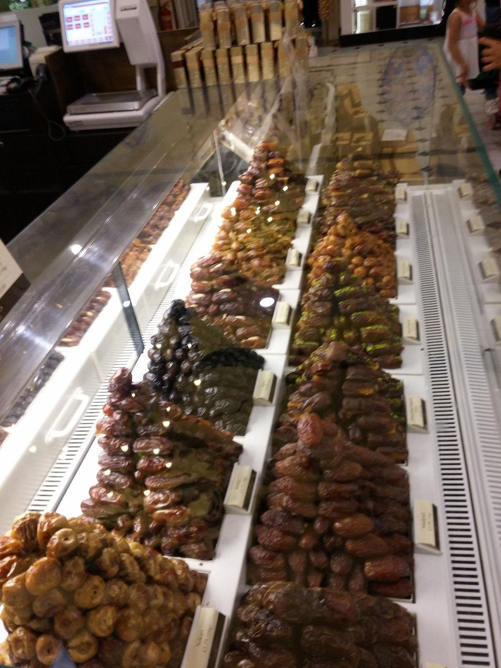 Harrods definitely is targeting a certain client here... have you ever seen so many DATES?!
