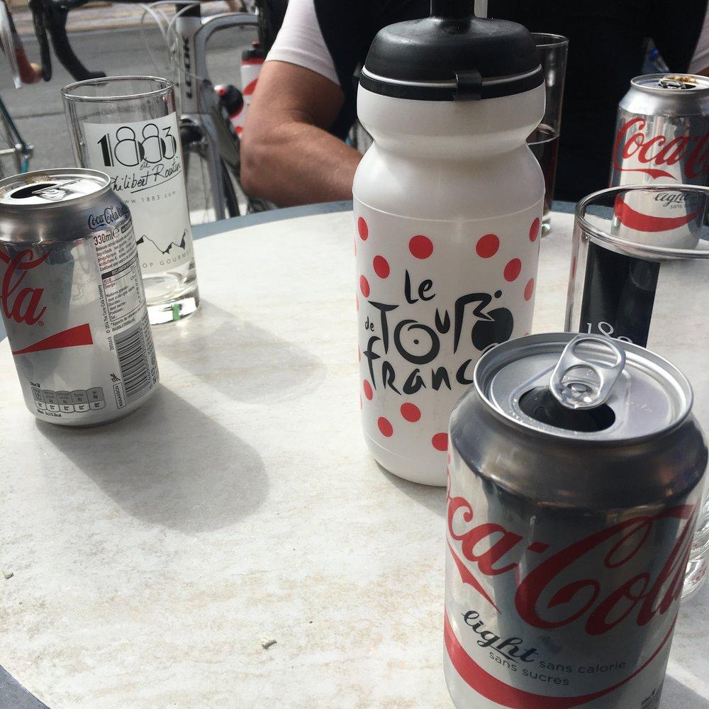 lil hydration pit stop