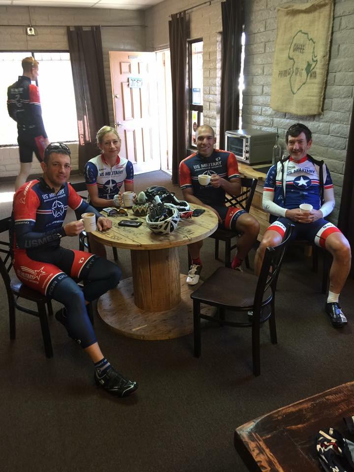 Group Coffee Ride