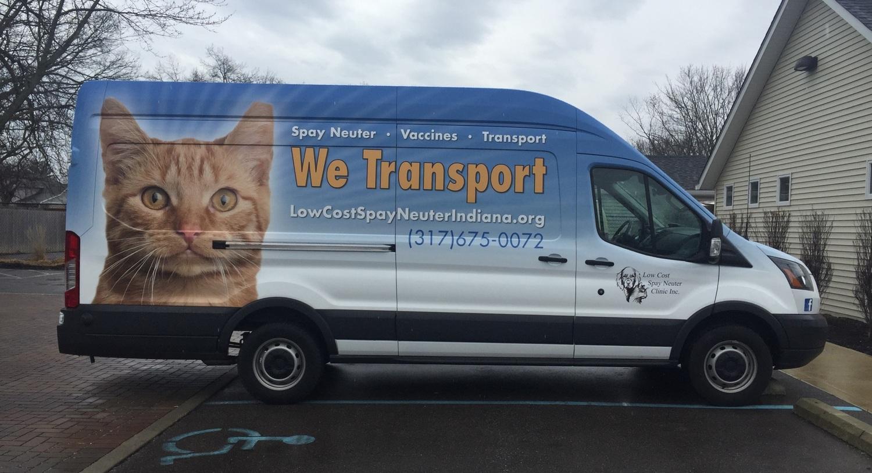 Transport Program Low Cost Spay Neuter Clinic