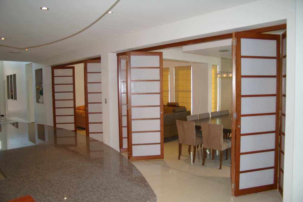 Modern - Pair of BiFold Doors.JPG