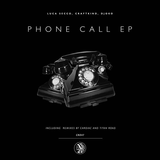 DJOKO, Luca Secco & Craftkind - Phone Call EP Including remixes by Cardiac and Titan Road. Listen to these tunes on our soundcloud!  Soundcloud.com/chief-recordings  #housemusic #techhouse #Beatport #soundcloud #house #djoko #lucasecco #traxsource #Spotify #chiefrecordings