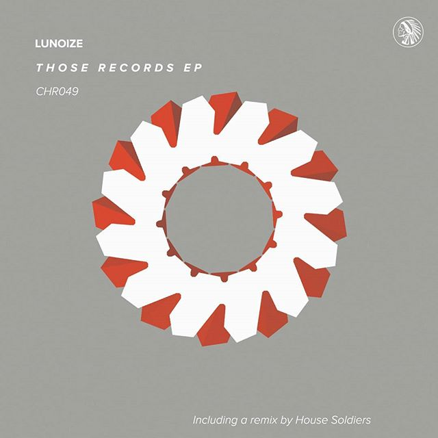 "Lunoize ""Those Records EP"" with a smashing remix by House Soldiers.  For sale on Beatport, more info Soundcloud. Soundcloud.com/chief-recordings  #chiefrecordings #lunoize #housesoldiers #techhouse #housemusic #soundcloud #Beatport"