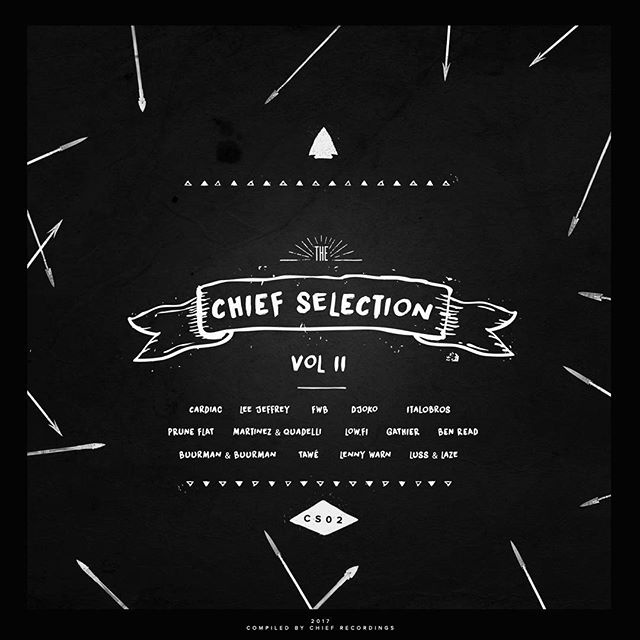 The Chief Selection #2  Wicked tracks made by passionate producers, carefully selected by Chief This release is available on Beatport!  Check out soundcloud for the previews: www.soundcloud.com/chief-recordings  #chiefrecordings #chiefselection #Beatport #compilation #housemusic #techhouse #chief #soundcloud #techno #
