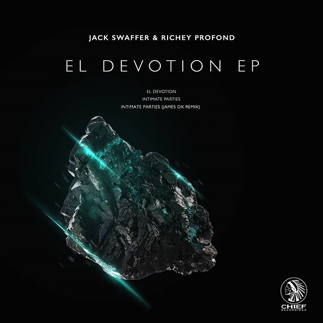 Jack Swaffer & Richey Profond - El Devotion EP. Solid music from the UK based producers. The EP consists of two original tracks and a great remix by our friend James DX.  Previews: soundcloud.com/chief-recordings #chiefrecordings #jackswaffer #richeyprofond #techhouse #housemusic #Beatport #soundcloud #jamesdx